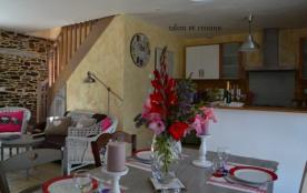 gite A  L'Escale près de Saint Malo, posez vos bagages : les vacances c'est maintenant. décoration, confort,accueil ,...