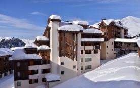 Appartement 2 pièces coin montagne 6 personnes (209)
