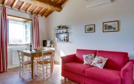 Appartement pour 2 personnes à Pistoia