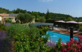 Gîtes 4 personnes avec piscine en Provence (Var) - Le Val
