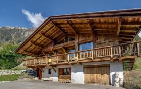 squarebreak, Chalet de standing avec vue sur le Mont Blanc