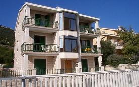 Appartement pour 2 personnes à Orebić