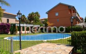 IB-3453 - Très bel appartement climatisé de 100 m² environ, situé à Javea, à 600 mètres seulement...