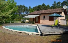 Villa à SAINT MICHEL ESCALUS