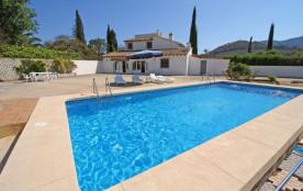 L'Anjub, Querol - Villa à Calpe / Calp qui possède 3 chambres et capacité pour 7 personnes.