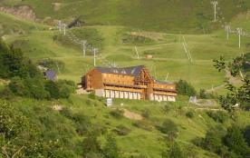 Location appartement au ski dans les Pyrénées à Guzet, massif du Haut Couserans