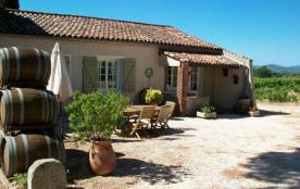Gîtes de France Le gîte Carignan au Deffends. Joli gîte aménagé dans l'aile ouest, avec terrasse ...