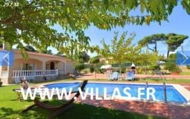 Villa CV Blondine - Très jolie villa confortable et intime, idéale pour une famille avec enfants.
