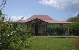 villa avec piscine aux Antilles sur Marie Galante - Grand Bourg