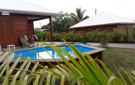 "Villa T4 ""Muscade"" avec piscine privée"