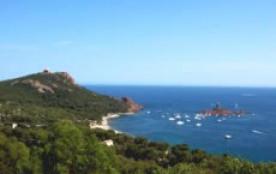 Locations de mobil-homes et caravanes, Saint-Raphaël, Camping à 200 m de la plage
