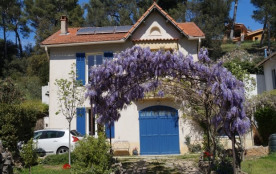 Appartement indépendant avec jardin en Provence proche de la Casamance - Aubagne