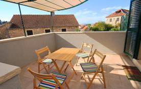 Appartement pour 2 personnes à Brač/Sutivan