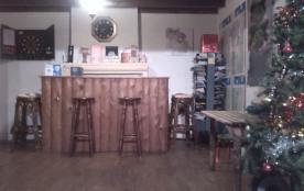le salon détente/bar