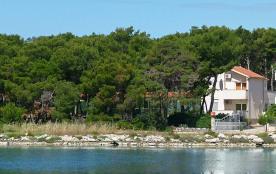 Appartement pour 3 personnes à Šibenik/Zablaće