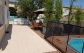 maison 6 personnes - Location Vacances Bandol Avec Piscine