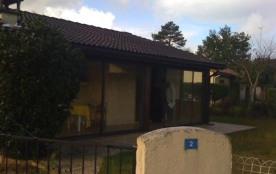 Maison en bon état pour 6 personnes avec petit terrainn d\'agrément