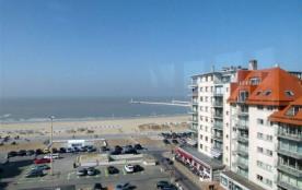 Appartement avec une très belle vue, Centre Nieuwpoort-Bad