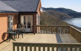 Maison pour 5 personnes à Nedstrand