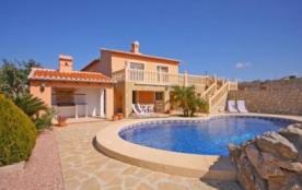 Villa OL Gravet - Jolie villa de construction récente avec piscine privée.