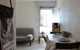 Appartement studio- 15 m² environ - jusqu'à 2 personnes.