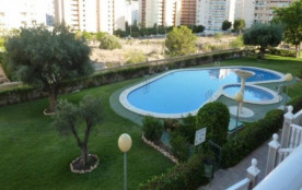 Apartment in Villajoyosa, Alicante 103102