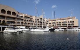 Résidence Le Port - Studio 4 personnes - Vue port