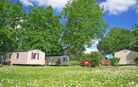 Camping L'Isle Verte, 90 emplacements, 25 locatifs