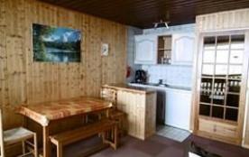 Studio cabine 4 personnes (T6)