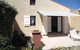 Gruissan (11) - Ayguades - Résidence Les Mers du Sud Pavillon 3 pièces de 40 m² environ pour 5 pe...
