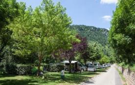 Camping Le Capelan, 71 emplacements, 44 locatifs