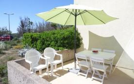 Agréable appartement 4 couchages au rez-de-chaussée en accès direct plage, studio aménagé en 2 pi...