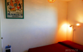 Chambre lit double 140