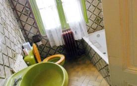 1er : Salle de bain