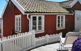 Maison pour 5 personnes à Gullholmen