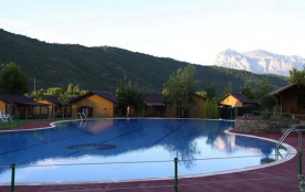 Camping Boltaña, 180 emplacements, 30 locatifs