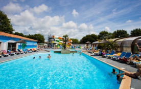 Camping Oléron Loisirs 4* - Mobil-home Grand Confort - 3 chambres - 6 personnes