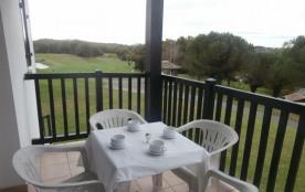 FR-1-3-153 - Résidence les hauts d'Orléguy : des vacances avec piscine sur le golf