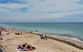 plage a 200m