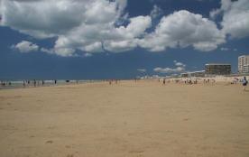 Chalet Vanille 3 chambres. Calme, verdure, soleil, piscine… Dans une pinède de 4.3 ha, à 3 km des plages de sable fin...