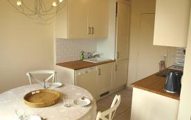 Appartement pour 4 personnes à Deauville-Trouville