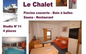 FR-1-260-5 - LE CHALET - Piscine