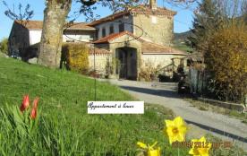 Gîte à la campagne dans le Parc Naturel Régional des Baronnies Provençales