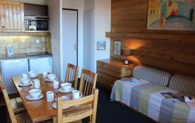 Appartement 2 pièces cabine 6 personnes (26)