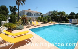 Belle villa à Moraira sur la Costa Blanca