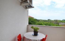 Appartement pour 3 personnes à Pag/Povljana