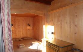 Chambre Alcôve 2 ou 3 couchages