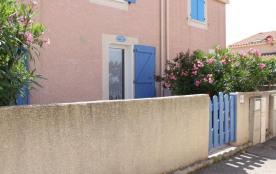 Gruissan (11) - Mateille - Résidence Bora-Bora. Pavillon 3 pièces - 45 m² environ - jusqu'à 6 personnes.