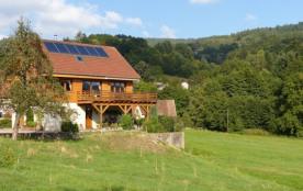 Chalet 4**** Alsace Colmar vallée de Munster 8 personnes - Soultzeren
