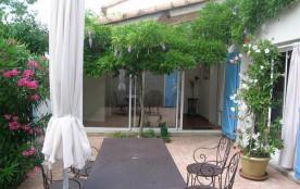 LA PALMYRE - VILLA MITOYENNE - 6 personnes - 3 chambres - PLEIN CENTRE - PROCHE PLAGE ET FORET